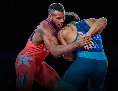Спортивные рекорды - Борьба