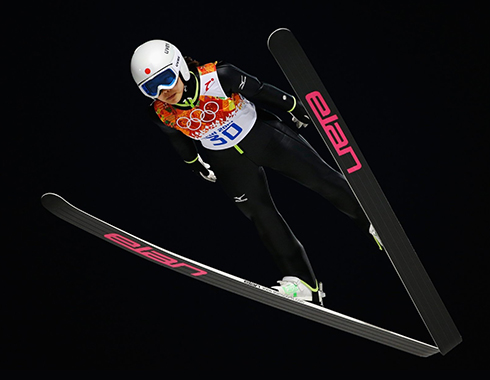Лыжные виды спорта